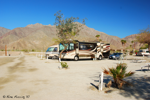 Rv Park Rating Palm Canyon Borrego Springs Ca