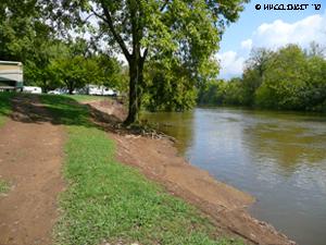 regions tennessee sevierville river plantation park