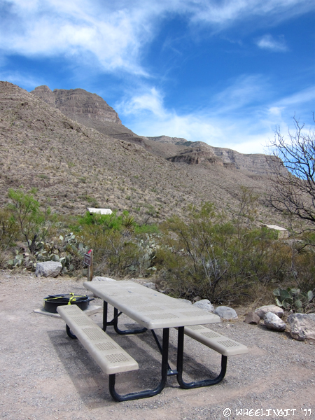 Sp Campground Review Oliver Lee Memorial State Park