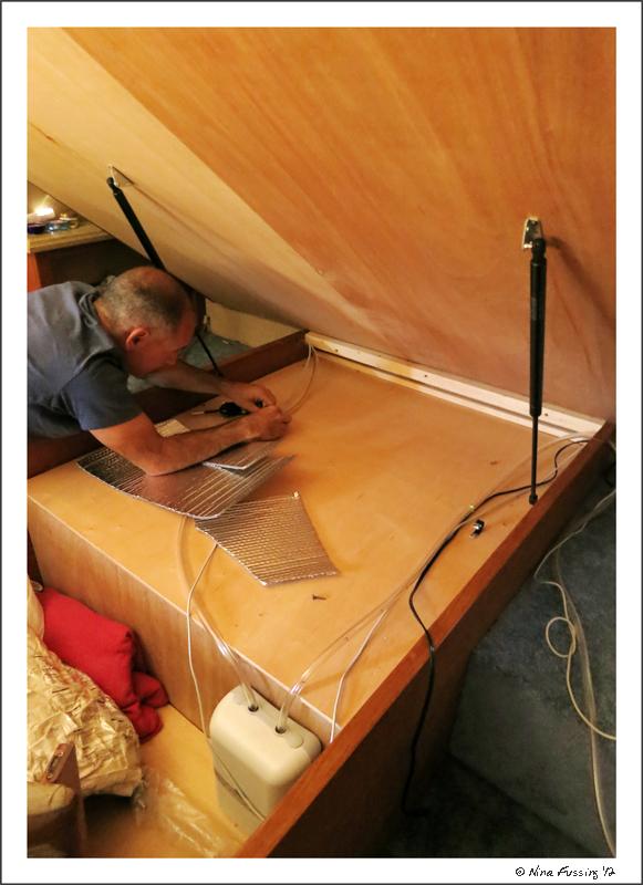 pop goes the….mattress? – wheeling it