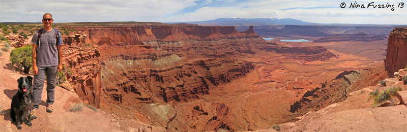 Nothing beats the panorama at Dead Horse Point State Park
