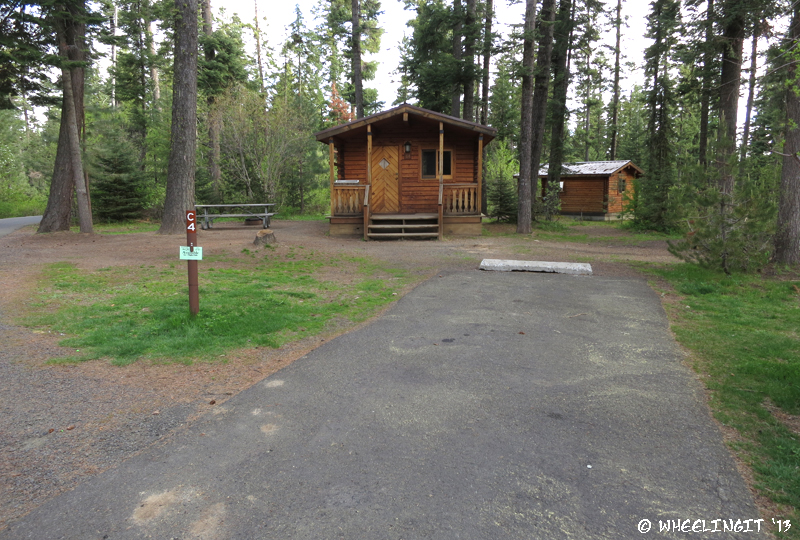 sp campground review emigrant springs state heritage