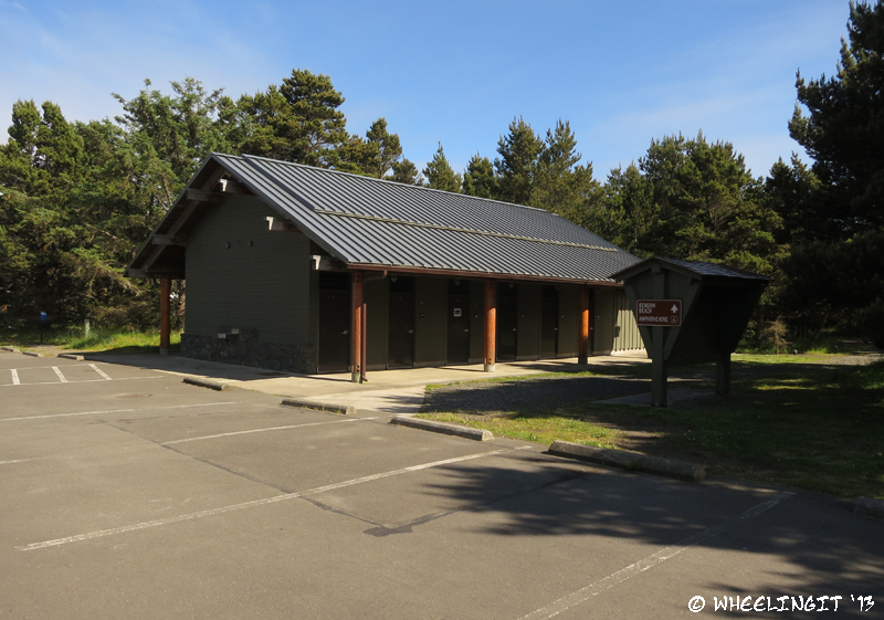 Sp Campground Review Cape Disappointment State Park Wa