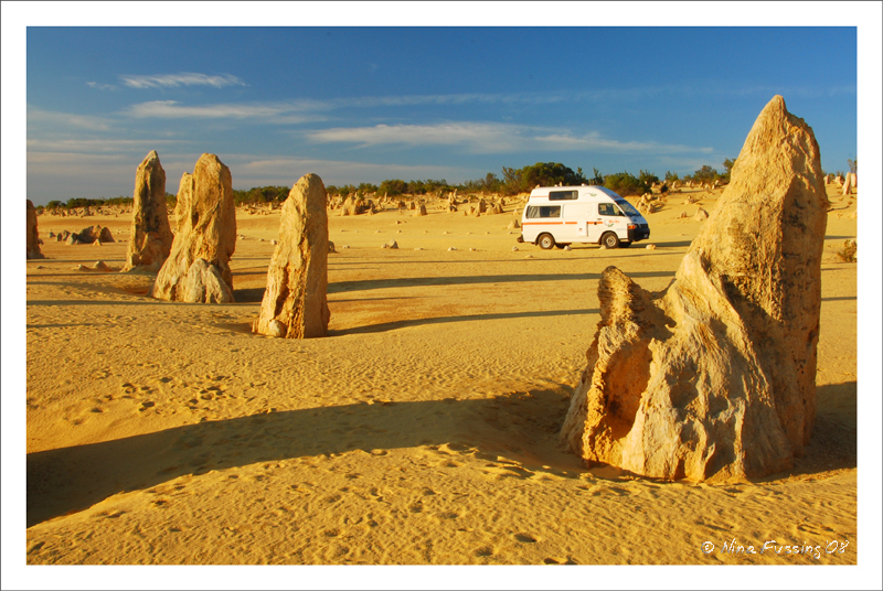 pinnacles perth how to get there