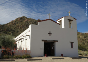 The gorgeous Ajo Historical Society