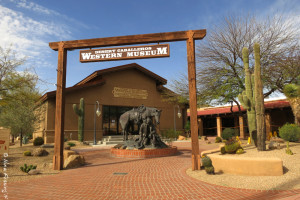 The lovely Caballeros Western Museum