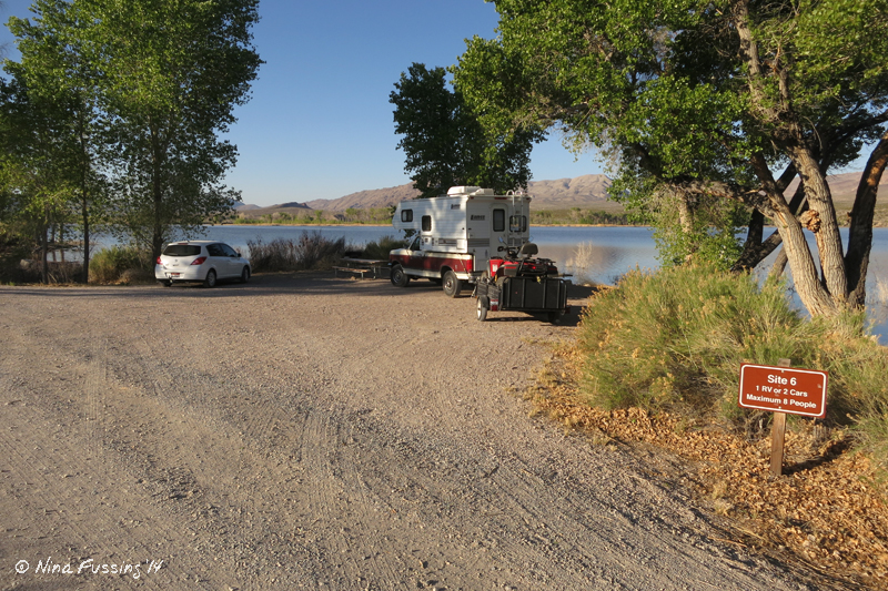 Free Campground Review Pahranagat National Wildlife