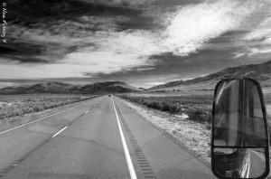 Ahhhh....on the road again!