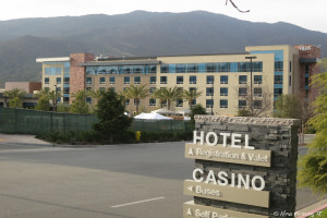 View of the Casino