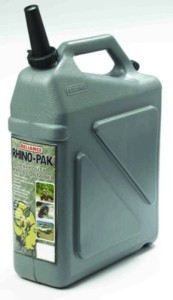 External water jugs are great for drinking water
